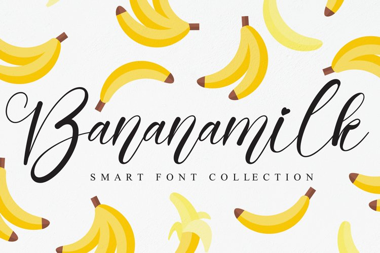 Bananamilk example image 1