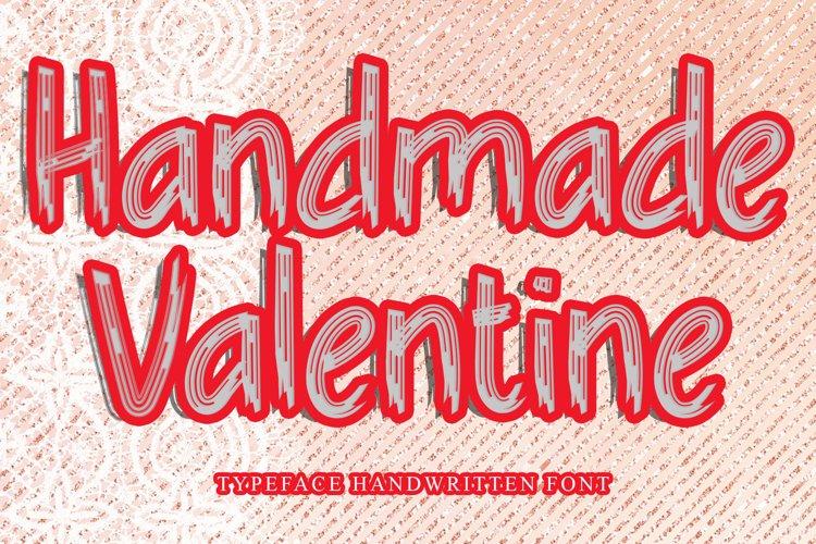 Handmade Valentine example image 1
