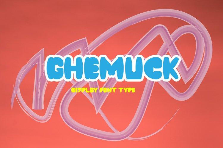 GHEMUCK example image 1