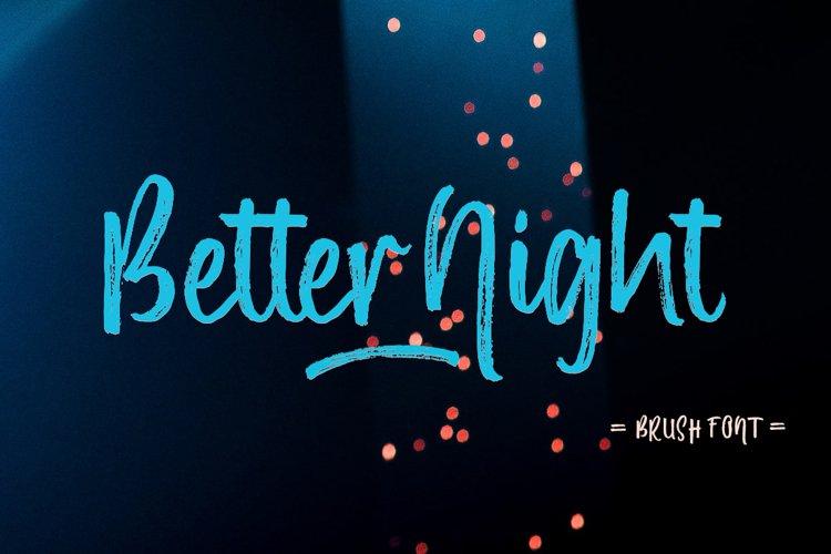 Better Night example image 1
