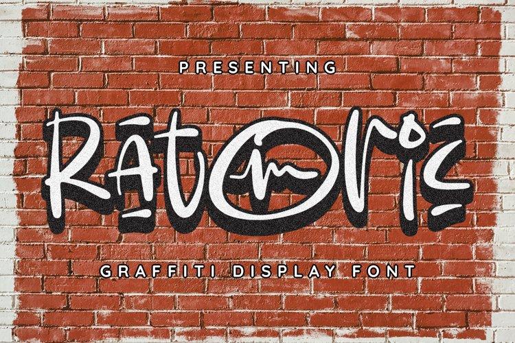 RatOrict Font