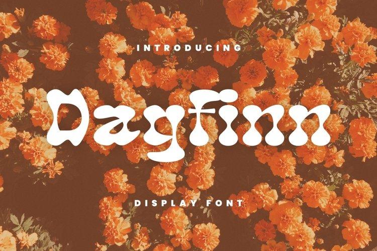 Dagfinn Font example image 1