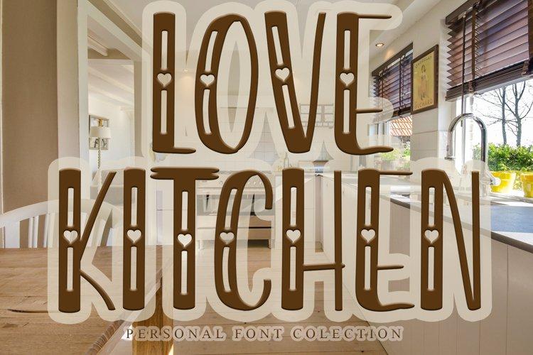 Love Kitchen example image 1