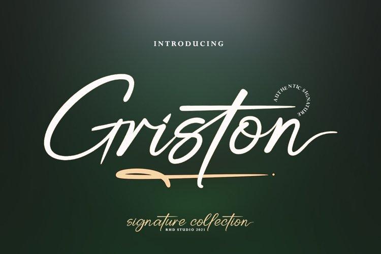 Griston example image 1