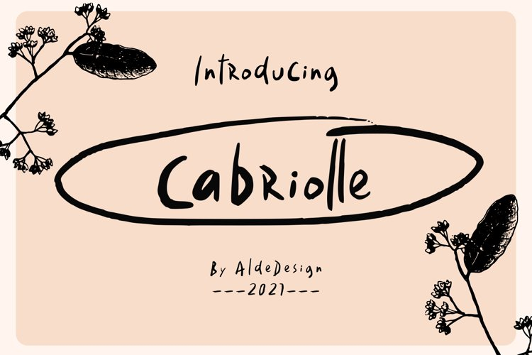 Cabriolle example image 1