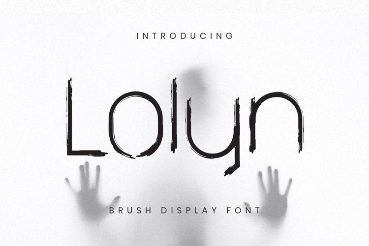 Lolyn Font example image 1