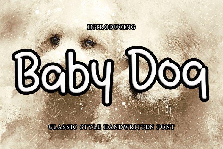 Baby Dog example image 1