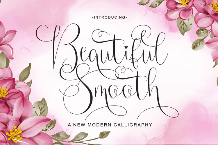 Beautiful Smooth example image 1