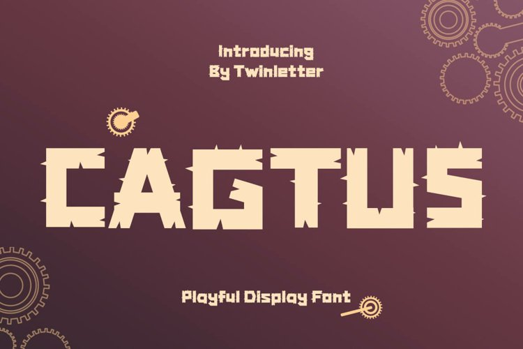 Cagtus example image 1