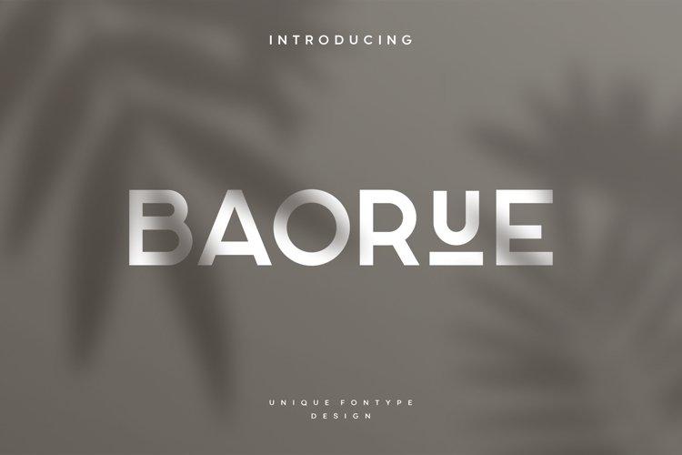 Baorue example image 1
