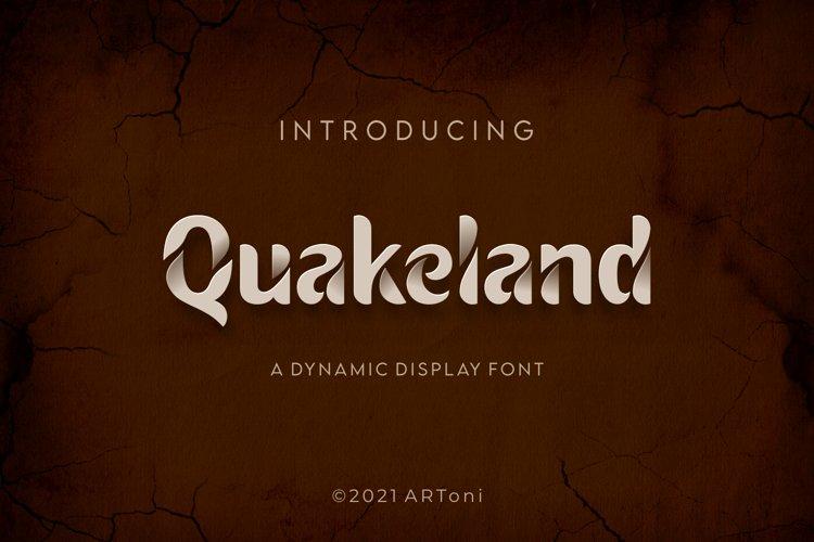 Quakeland example image 1