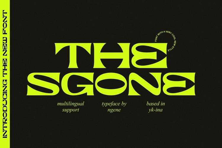 The Sgone example image 1