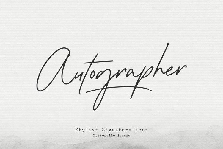 Autographer example image 1