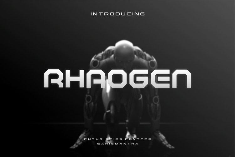 Rhaogen example image 1