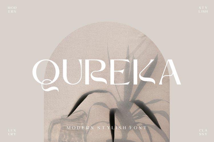 Qureka   Modern Stylish example image 1
