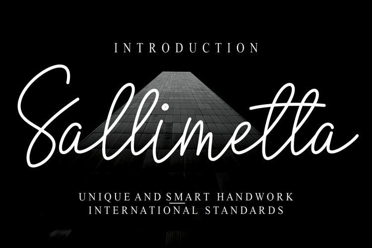 Sallimetta example image 1
