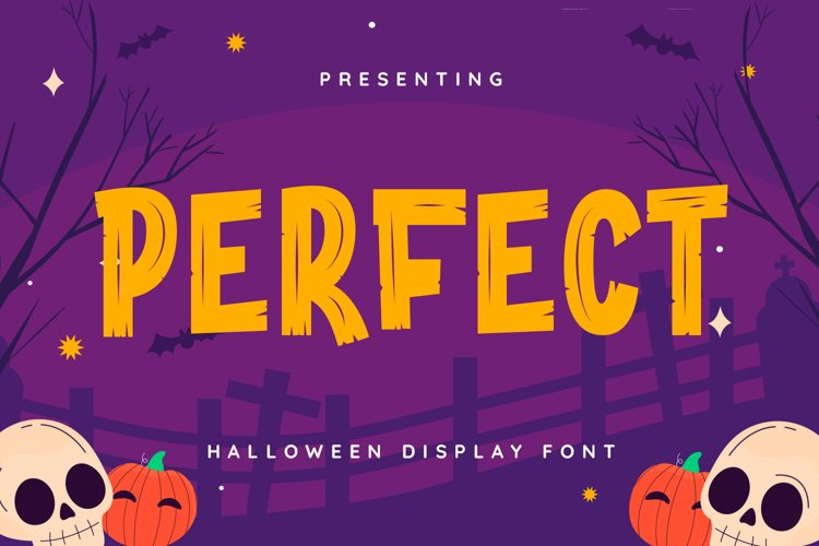 Perfect Font example image 1