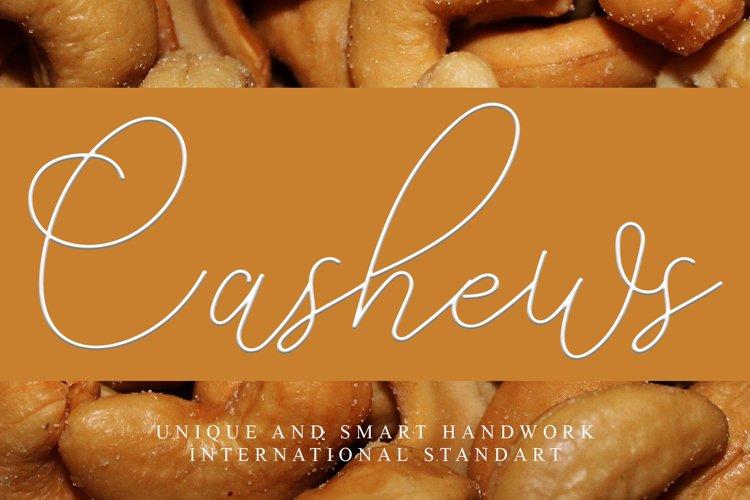 Cashews example image 1