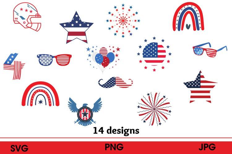 4th Of July Svg bundle   patriotic svg bundle