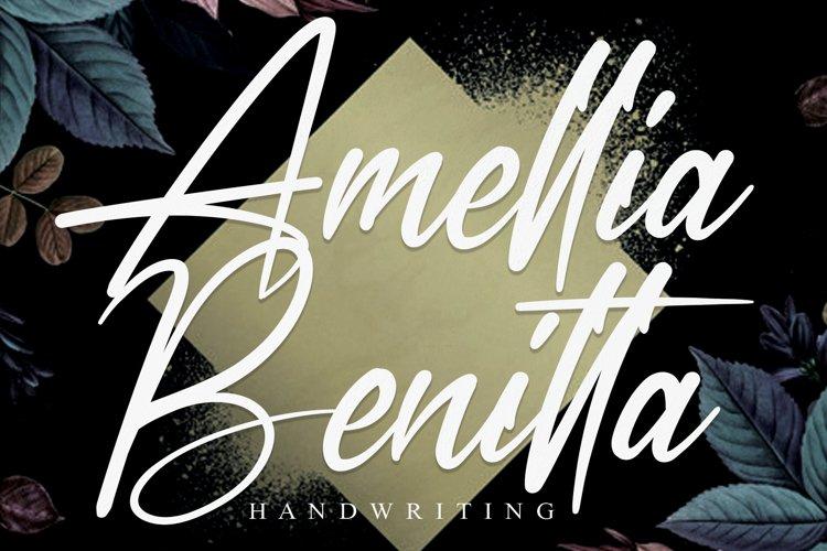 Amellia Benitta example image 1