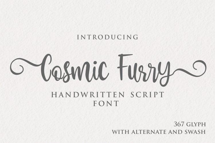 Cosmic Furry example image 1