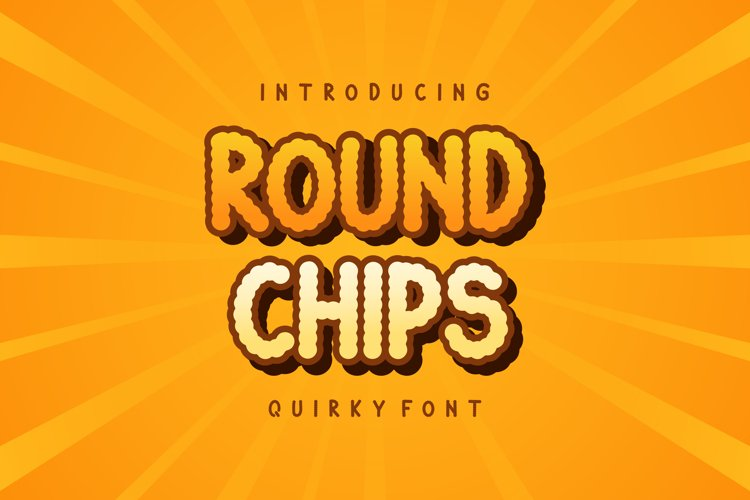 Round Chips example image 1