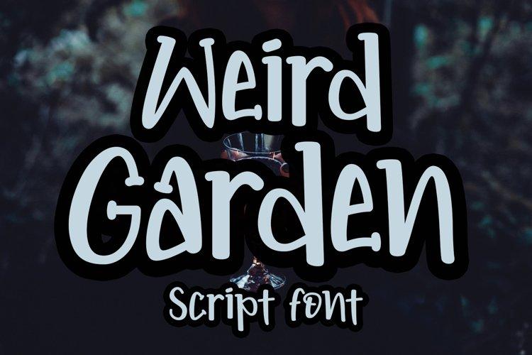 Weird Garden example image 1