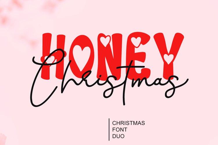 Honey Christmas example image 1