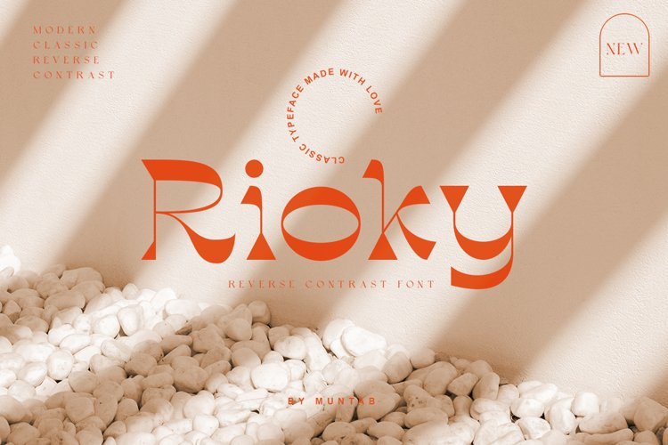 Rioky   Modern Classic example image 1
