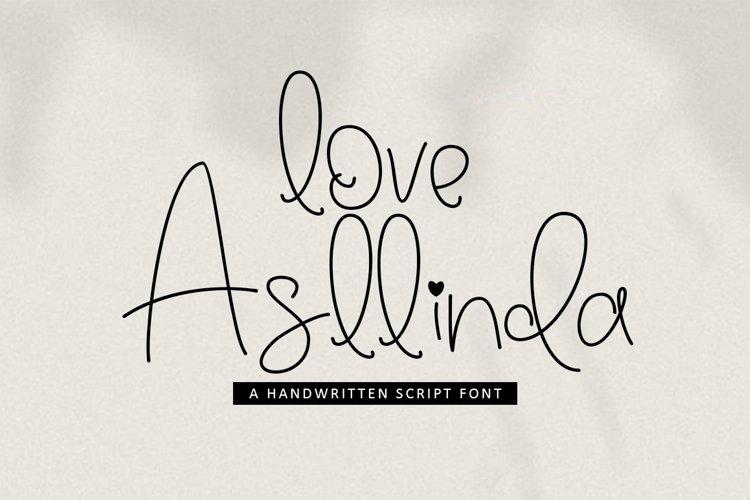 Love Asllinda example image 1