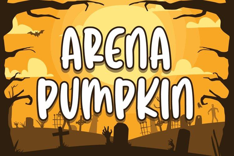 Arena Pumpkin example image 1