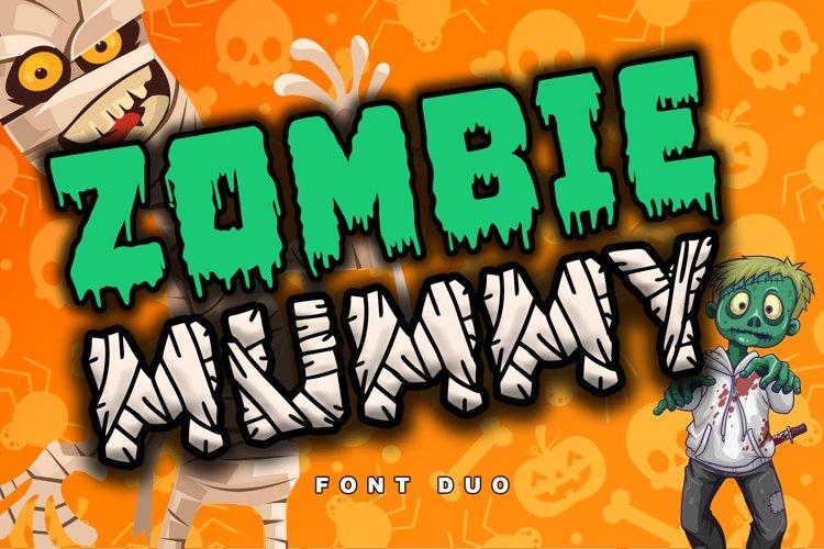 Zombie Mummy example image 1