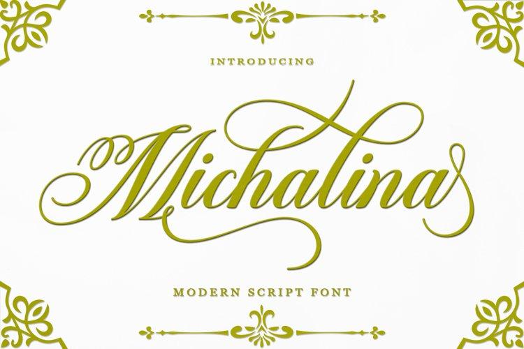 Michalina Script