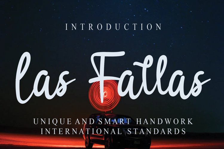 Las Fallas example image 1