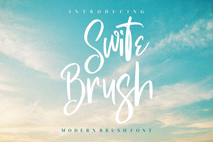 Swite Brush example image 1