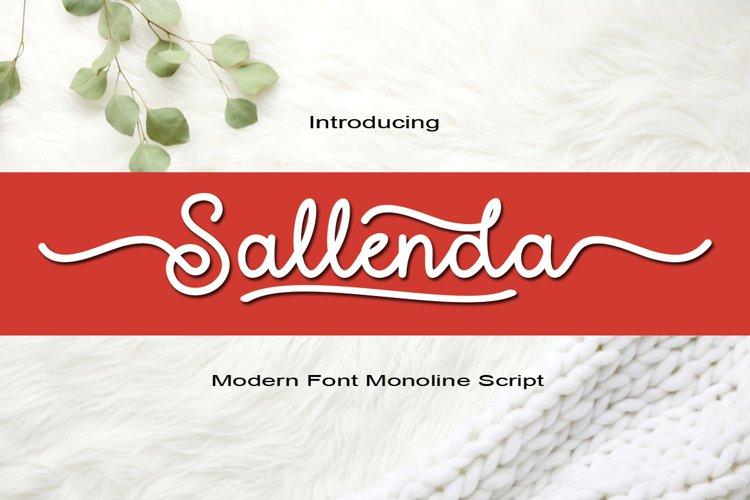 Sallenda example image 1
