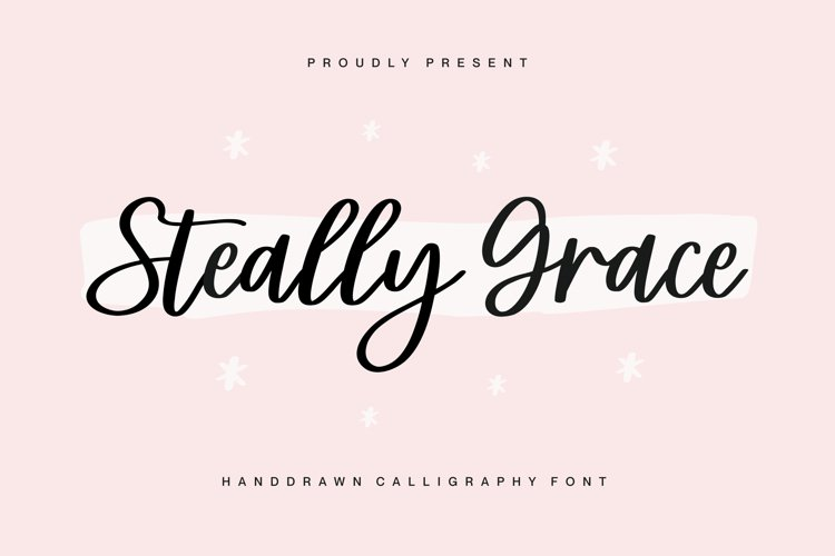 Steally Grace example image 1