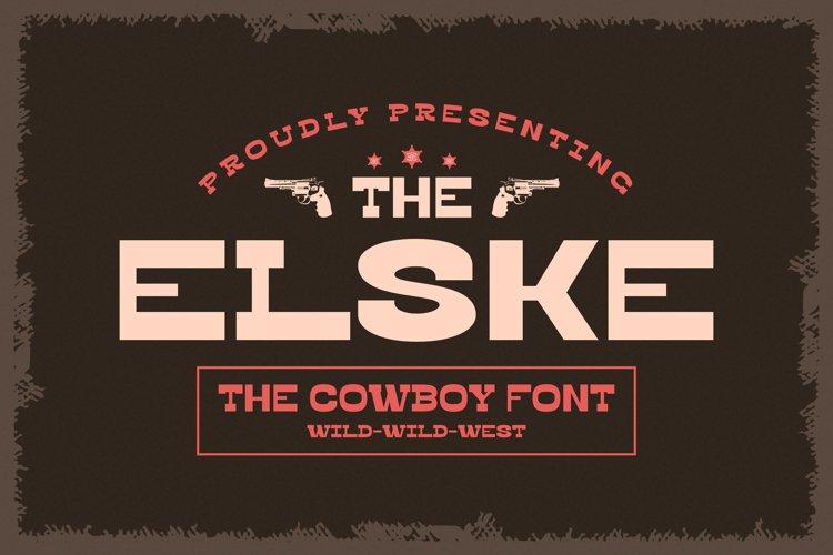 Elske Font example image 1