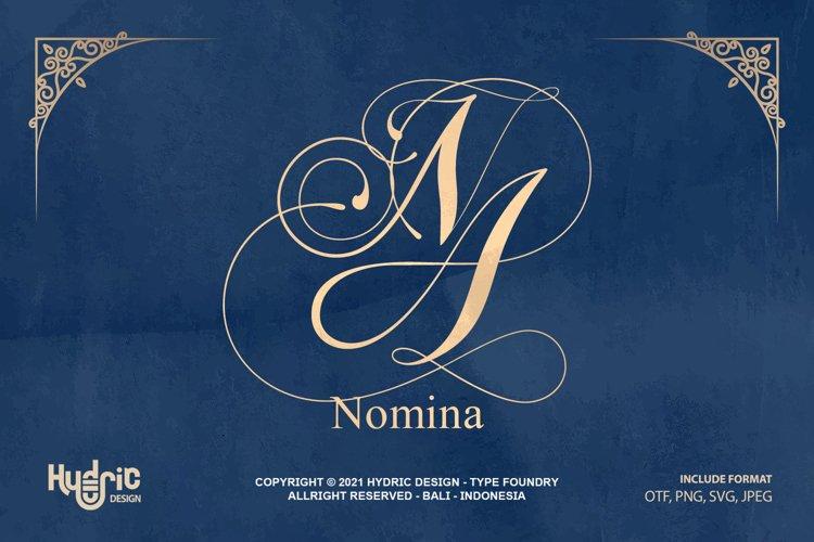 Nomina Monogran example image 1
