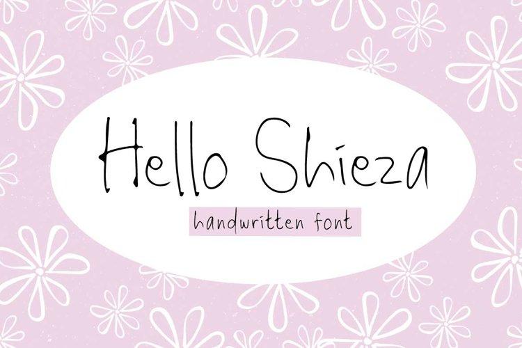 Hello Shieza