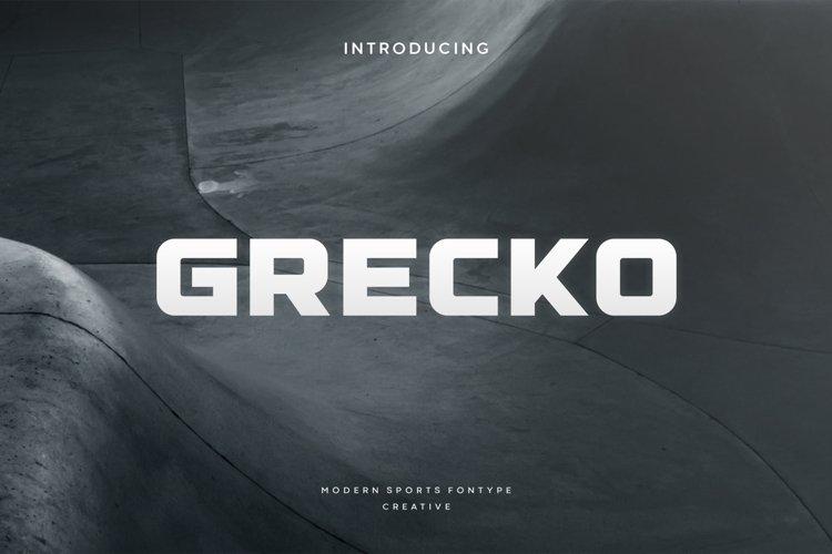 Grecko example image 1