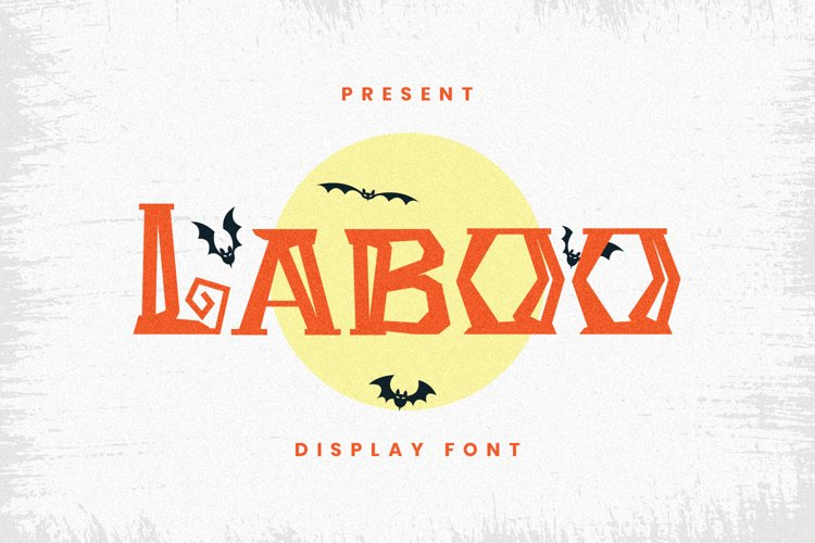 Laboo Font example image 1