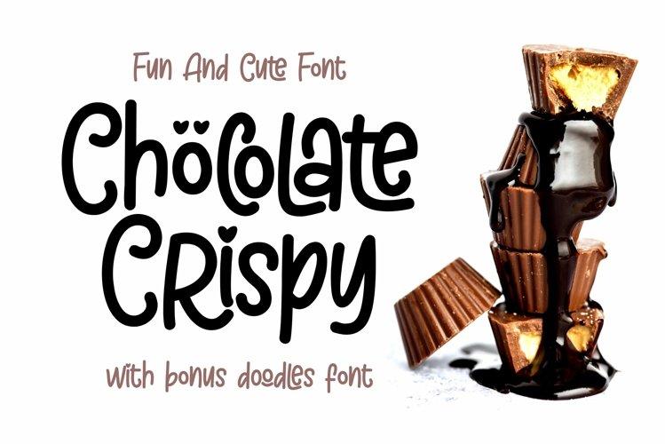 Chöcolate Crispy example image 1
