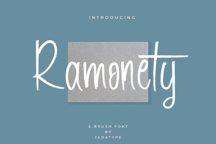 Ramonety example image 1