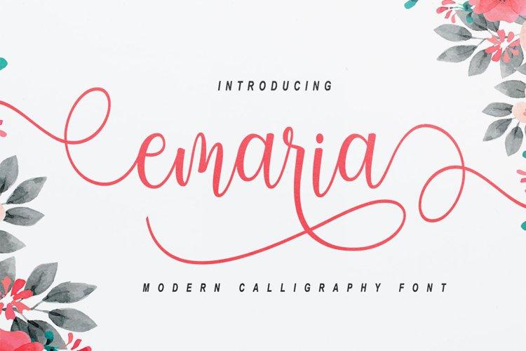 Emaria example image 1