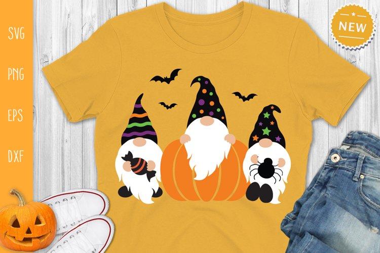 Halloween Gnomes and Pumpkin Svg, Pumpkin Svg, Halloween Svg