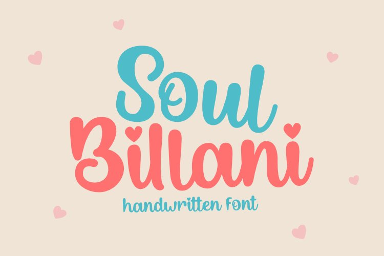 Soul Billani example image 1