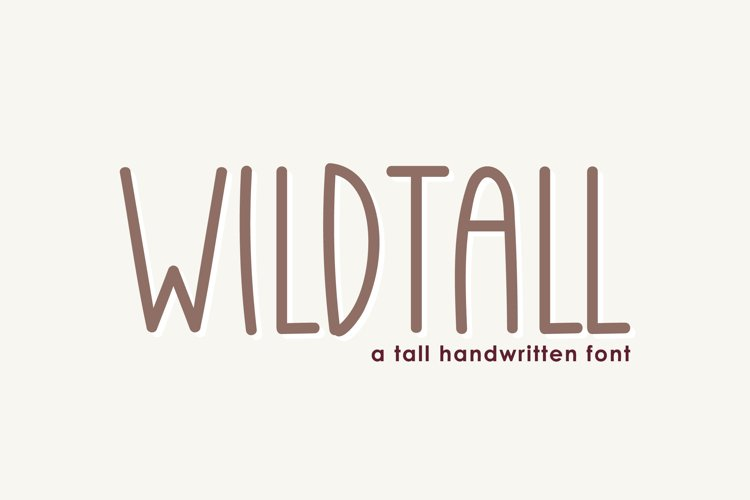 Wildtall example image 1