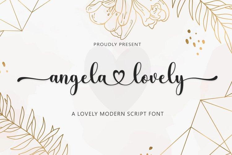 Angela Lovely example image 1