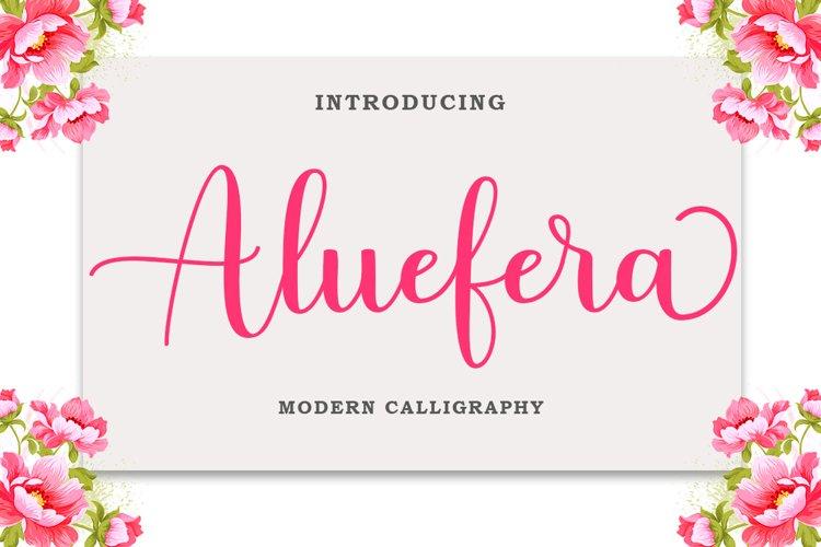 Aluefera Script example image 1